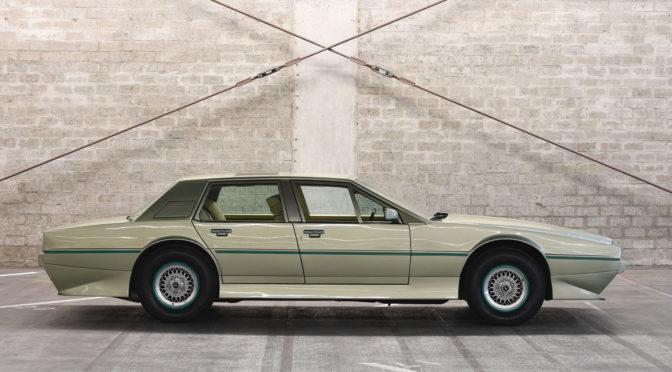 Aston Martin Tickford Lagonda 1983 – SPRZEDANY