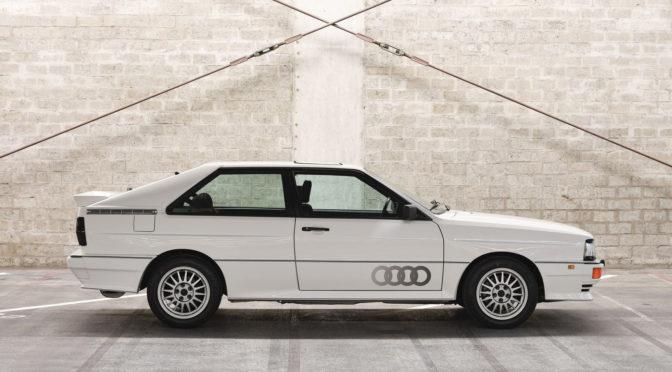 Audi quattro 1985 – SPRZEDANE