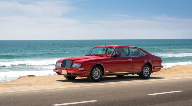 Bentley Turbo RL Empress II Hooper 1991 – SPRZEDANY