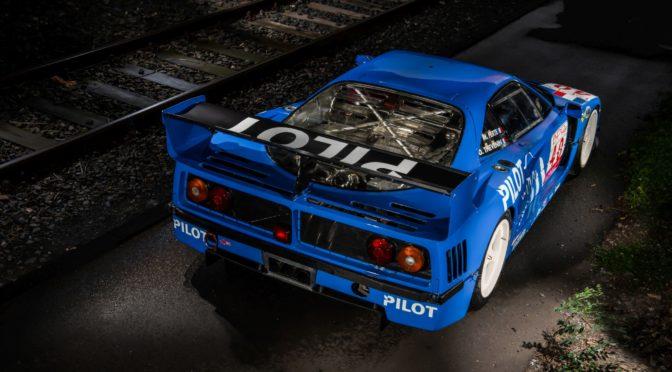 Ferrari F40 LM 1987 – SPRZEDANE