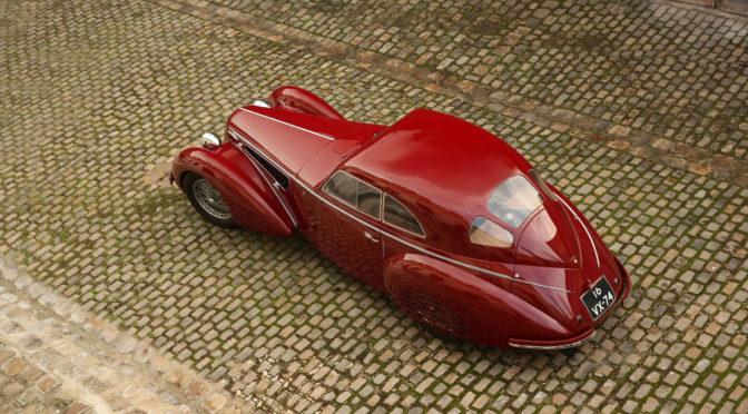 Alfa Romeo 8C 2900 B Touring Berlinetta 1939 – SPRZEDANA
