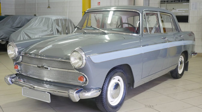 Austin A60 Cambridge 1962 – 41000 PLN – Łódź