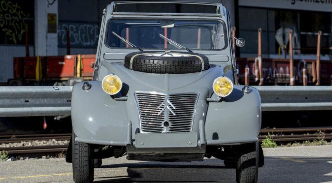 Citroen 2CV Sahara 1962 – SPRZEDANY