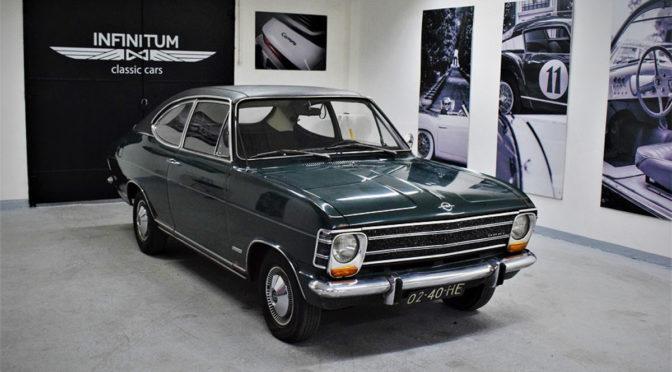 Opel Olympia A 1968 – SPRZEDANY