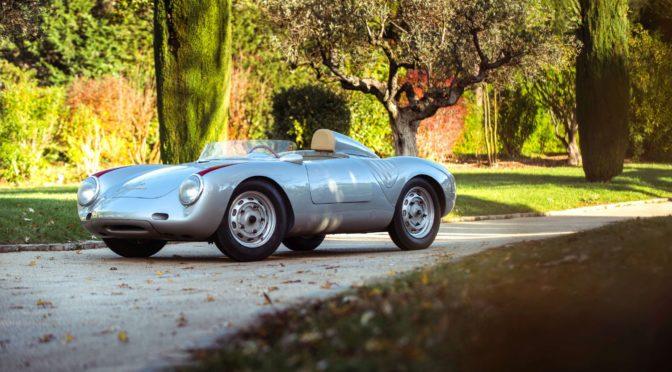 Porsche 550 A Spyder 1957 – SPRZEDANE
