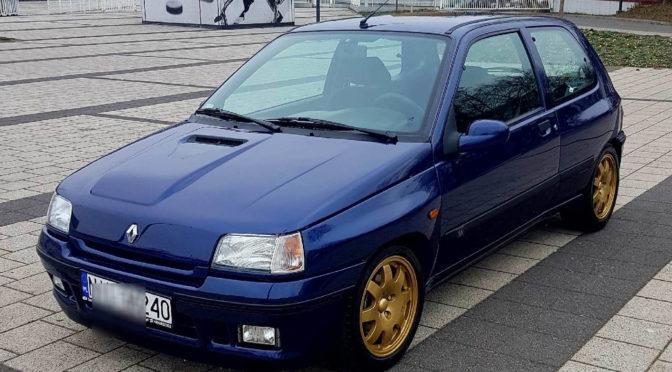 Renault Clio Grand Prix 1995 – SPRZEDANE