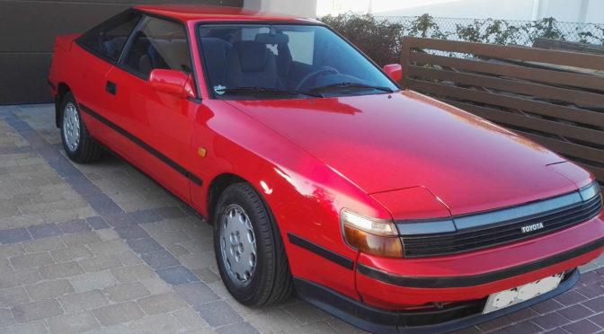 Toyota Celica 1989 – 22900PLN – Poznań