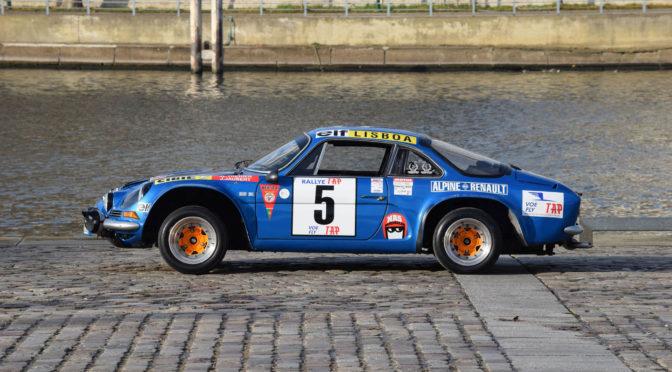 Alpine A 110 1800 1973 – SPRZEDANE