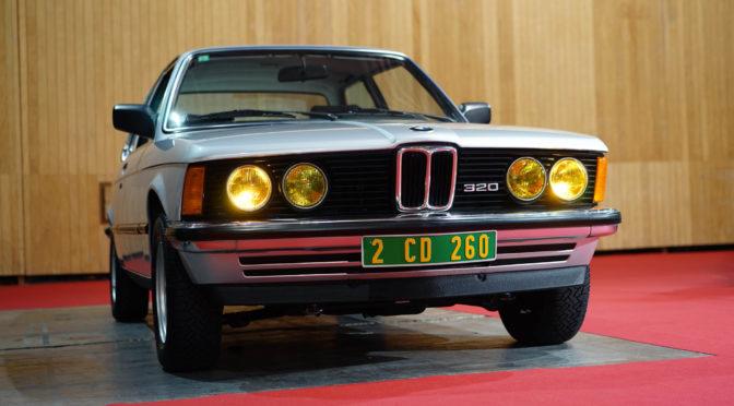 BMW 320 6/A E21 1982 – 84000PLN – Poznań
