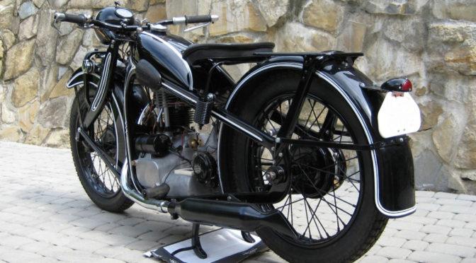 BMW R4 1934 – SPRZEDANE