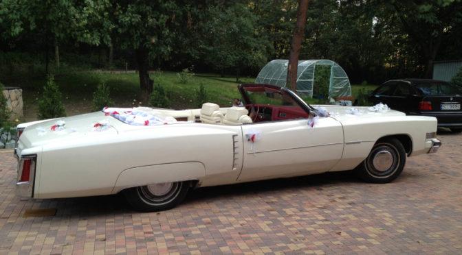 Cadillac Eldorado Convertible 1971 – 75000PLN – Skoczów