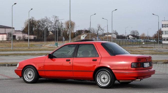 Ford Sierra 1992 – SPRZEDANY