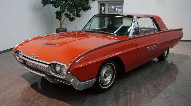 Ford Thunderbird 1962 – 44700PLN – Baranowo