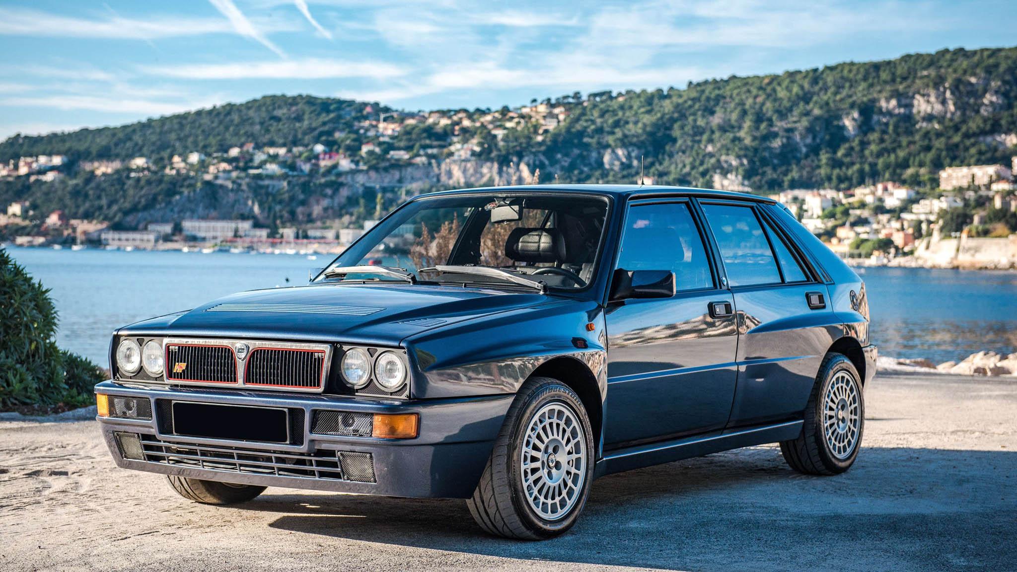 1992 Lancia Delta HF Integrale Evoluzione   Uncrate