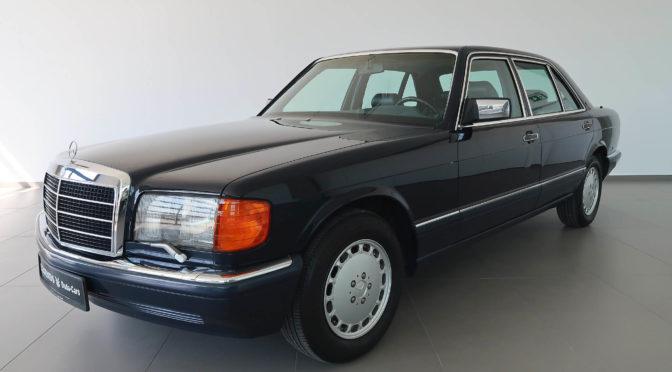Mercedes 560 SEL W126 1991 – 126000PLN – Poznań