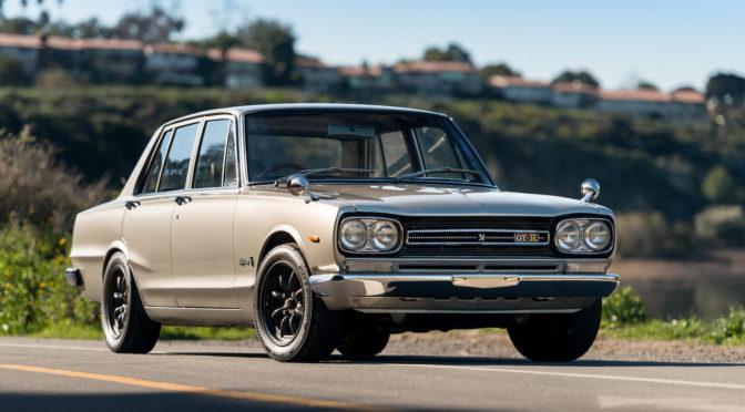 Nissan Skyline 2000 GT-R 1969 – SPRZEDANY