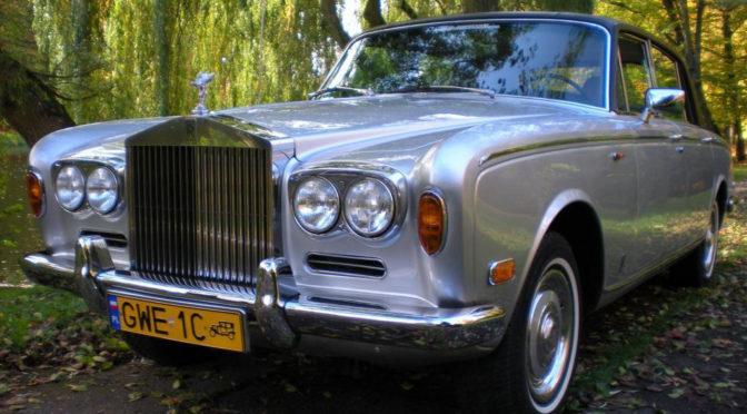 Rolls Royce Silver Shadow LWB 1970 – SPRZEDANY