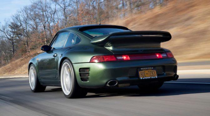 RUF Porsche 993 Turbo R 1998 – SPRZEDANY