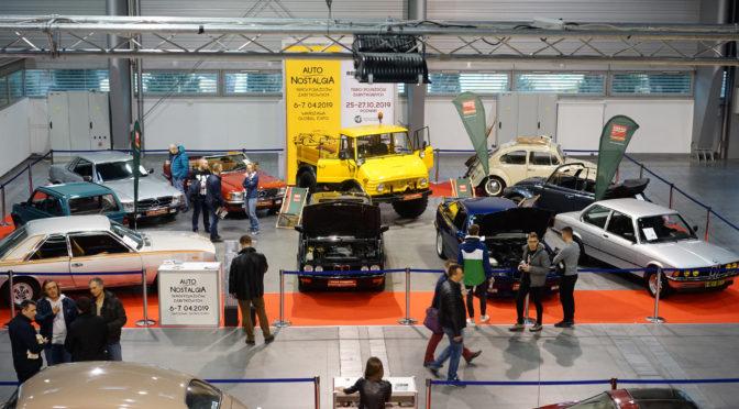 Giełda Klasyków na Poznań Motor Show 2019