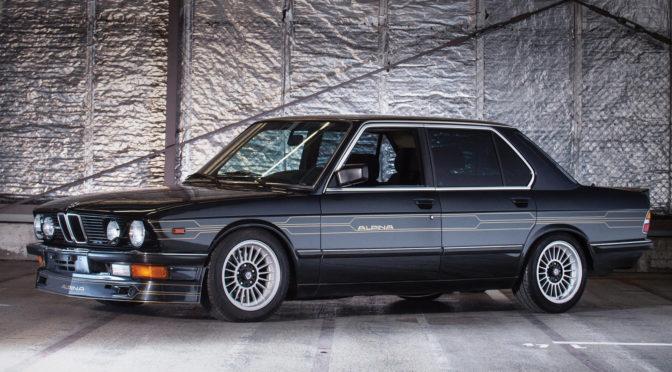 Alpina B7 Turbo/1 1985 – SPRZEDANA