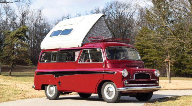 Bedford CA Dormobile 1961 – SPRZEDANY