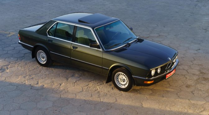 BMW 525e E28 1985 – 63000PLN – Poznań