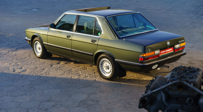 BMW 525e E28 1985 – 55000PLN – Poznań