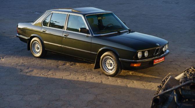 BMW 525e E28 1985 – 50000PLN – Poznań