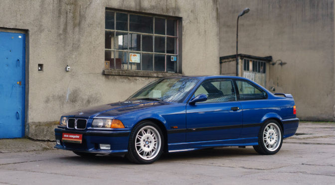 BMW M3 Coupe E36 1994 – 149000PLN – Warszawa