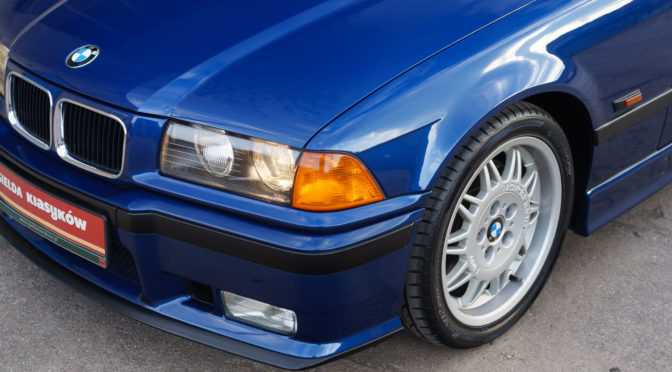 BMW M3 Coupe E36 1994 – 139000PLN – Poznań