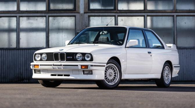 BMW M3 1988 – SPRZEDANE