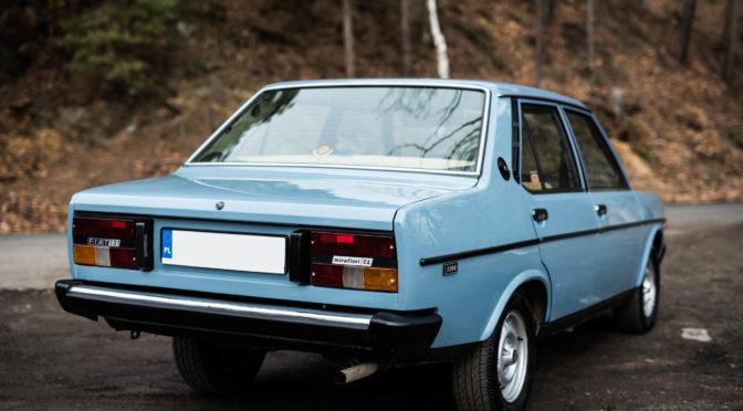 Fiat 131 Mirafiori 1980 – 21500PLN – Jelenia Góra