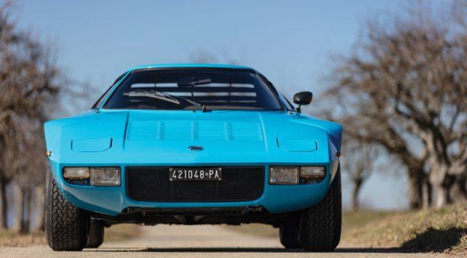 Lancia Stratos HF Stradale 1975 – SPRZEDANA