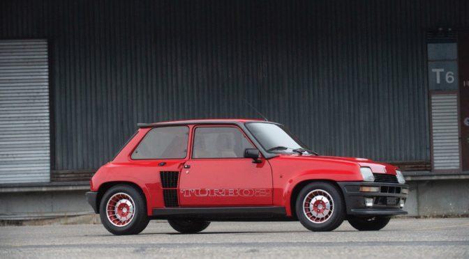 Renault 5 Turbo 2 1985 – SPRZEDANE