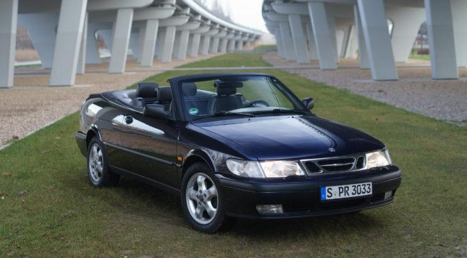 Saab 93 Cabrio 1999 – SPRZEDANY