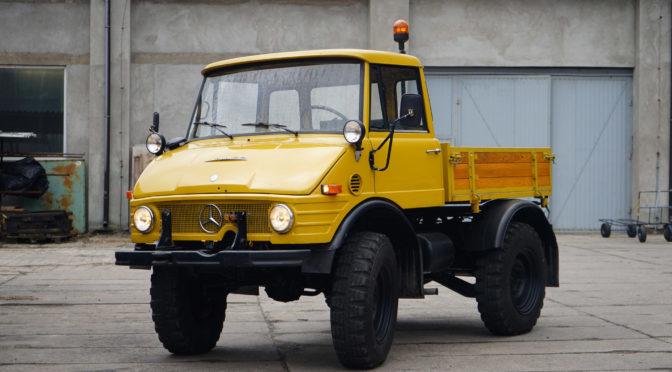 Unimog 421 1977 – 149000PLN – Poznań