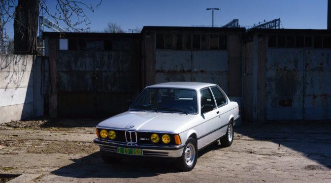 BMW 320 6/A E21 1982 – 94000PLN – Warszawa
