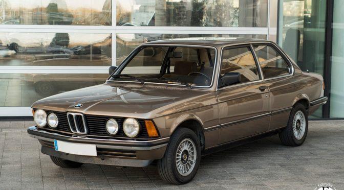 BMW 315 E21 1983 – SPRZEDANE