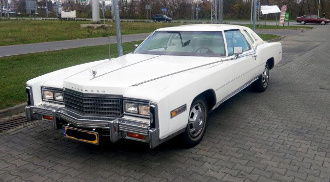 Cadillac Eldorado Biarritz 1978 – 60000PLN – Częstochowa