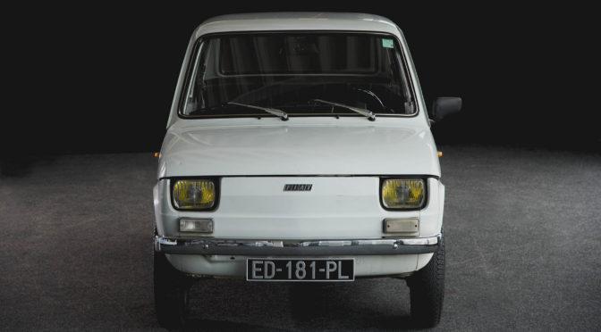 Fiat 126 1974 – SPRZEDANY