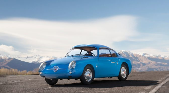 Fiat-Abarth 750 GT 1959 – Włochy