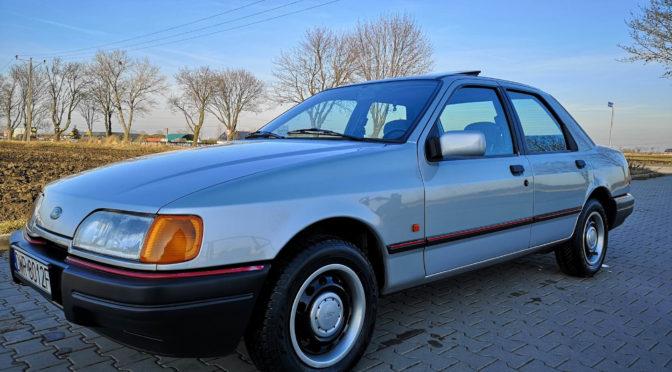Ford Sierra 1989 – SPRZEDANY