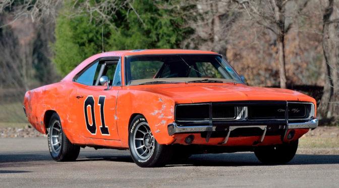 Dodge Charger Generał Lee 1969 – SPRZEDANY