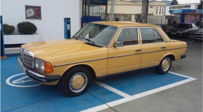 Mercedes 300D W123 1979 – SPRZEDANY