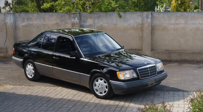 Mercedes E 320 W124 1993 – 58000PLN – Kórnik