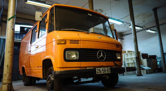 Mercedes L408 1968 – 39000PLN – Bielsko-Biała