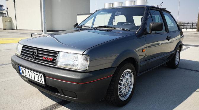 Volkswagen Polo G40 1992 – SPRZEDANY