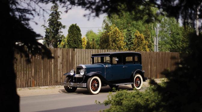 Buick Master Six Sedan 1929 – 210000PLN – Poznań