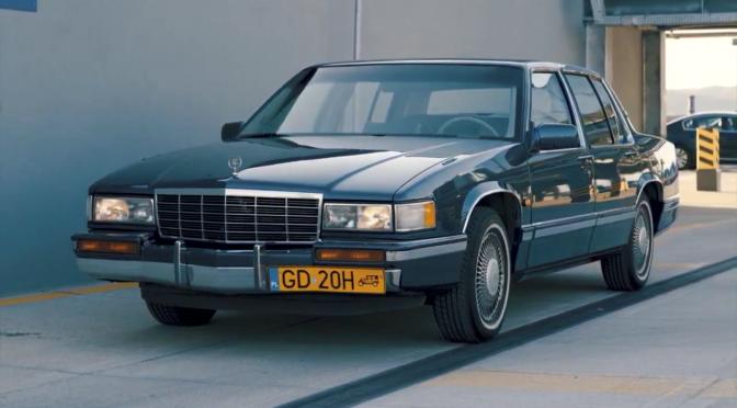 Cadillac Sedan de Ville 1991 – 29900 PLN – Gdańsk