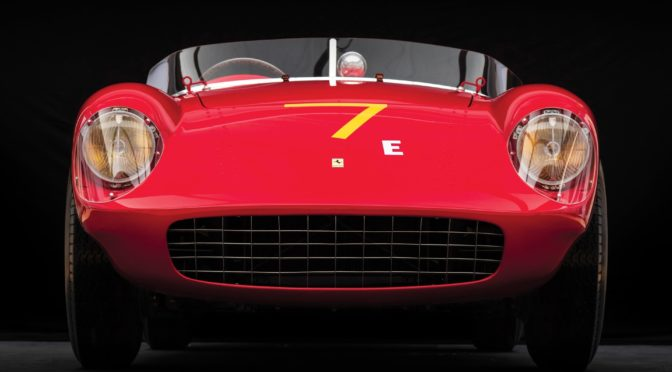 Ferrari 500 Mondial Spider 1954 – SPRZEDANE